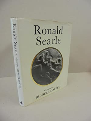 Ronald Searle, A Biography