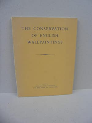 The Conservation of English Wallpaintings