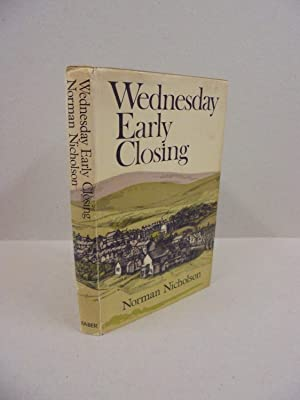 Wednesday Early Closing