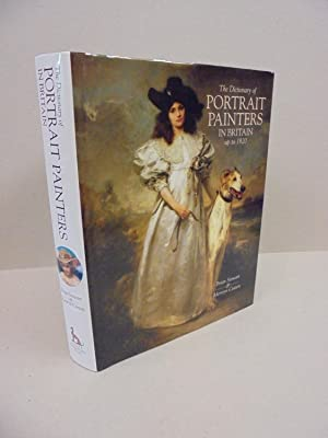 The Dictionary of Portrait Painters in Britain up to 1920