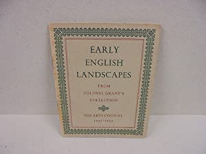 Early English Landscapes: From Colonel Grant's Collection