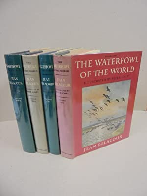 The Waterfowl of the World (Four Volumes)