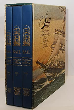 Sail, The Romance of the Clipper Ships: Spurling, J &
