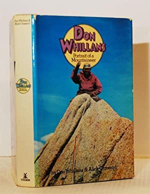Don Whillans Portrait of a Mountaineer.: Whillans Don and