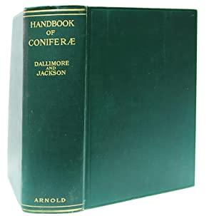A Handbook of the Coniferae including Ginkoaceae.