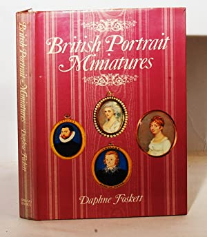 British Portrait Miniatures, A History.