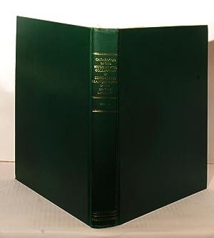 Catalogue of the Hugh Nevill Collection of: Somadasa, K. D.