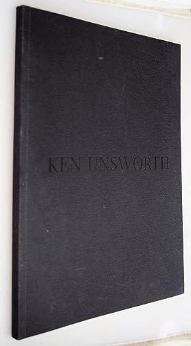 Ken Unsworth.: Unsworth, Ken 1931-