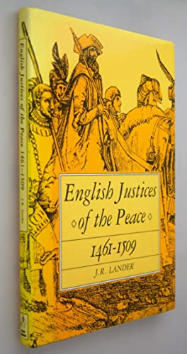 English justices of the peace, 1461-1509