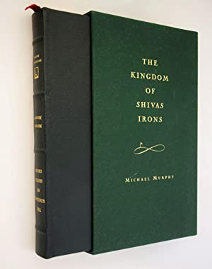 The Kingdom of Shivas Irons [ SIGNED LTD EDITION 53/500 Copies ]