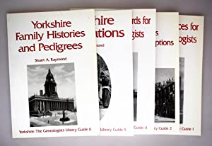 Yorkshire occupations : a genealogicial guide ; Yorkshire family histories and pedigrees ; Inform...