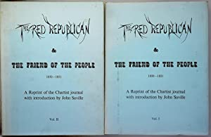 The Red republican and the Friend of the people : in two Volumes