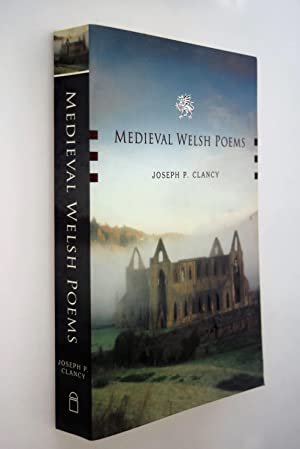 Medieval Welsh poems { Flat Signed By Author }