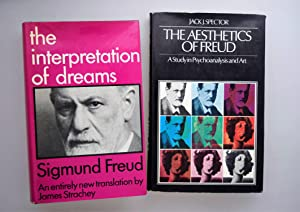 The Interpretation of Dreams; the Aesthetics of Freud: a Study in Psychoanalysis and Art { 2 Volu...