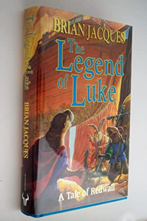 The Legend of Luke: Jacques, Brian -