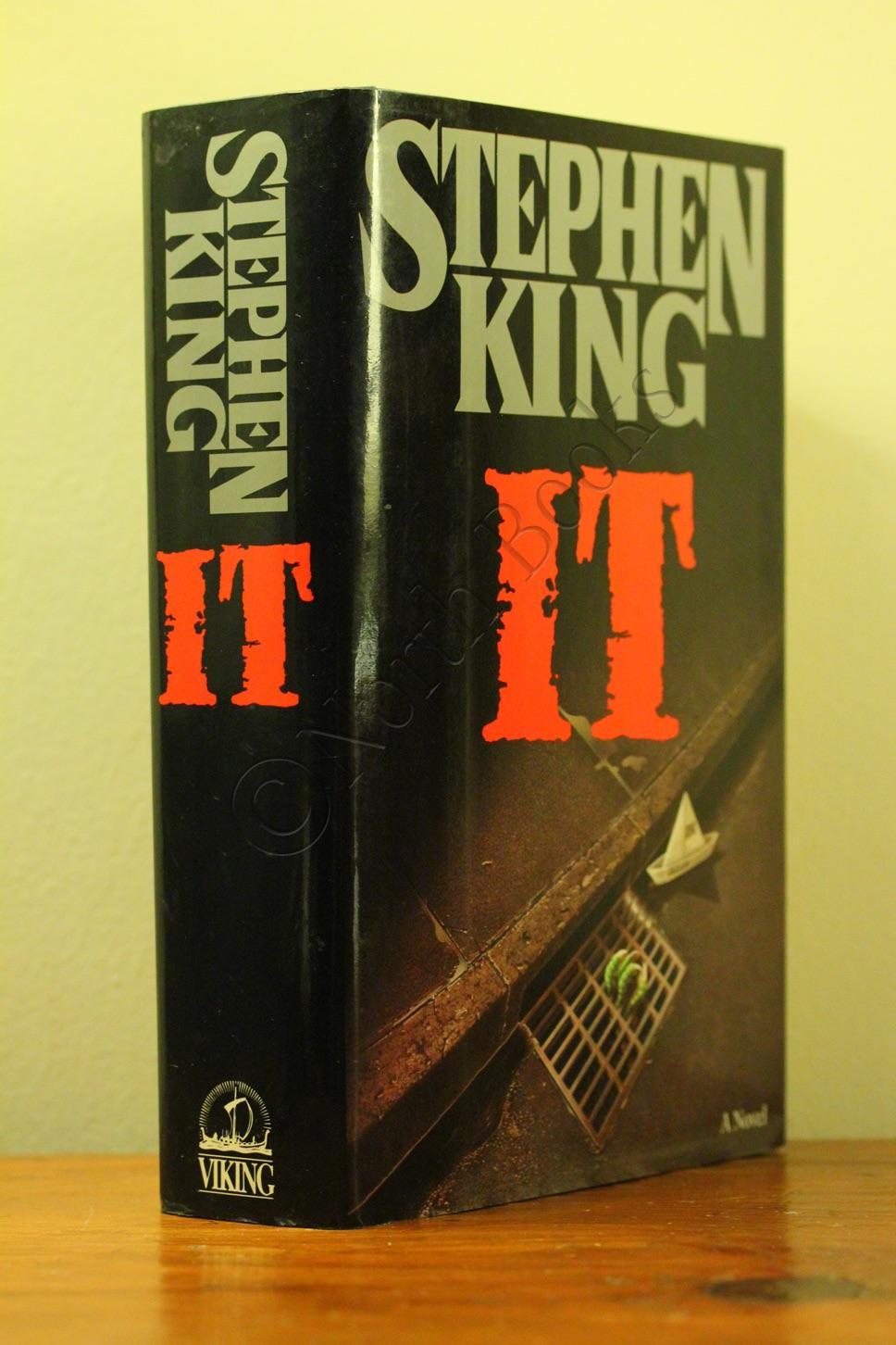 It Stephen King Hardcover