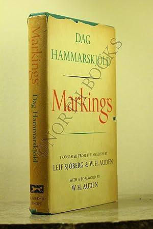 Markings: Dag Hammarskjold |