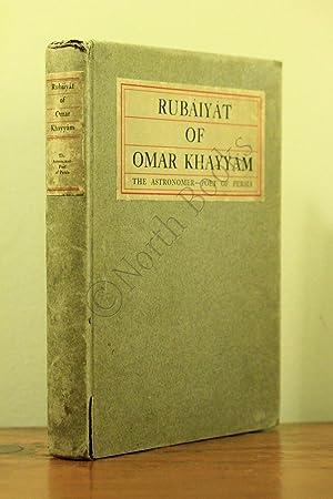 Rubaiyat of Omar Khayyam: Edward Fitzgerald |