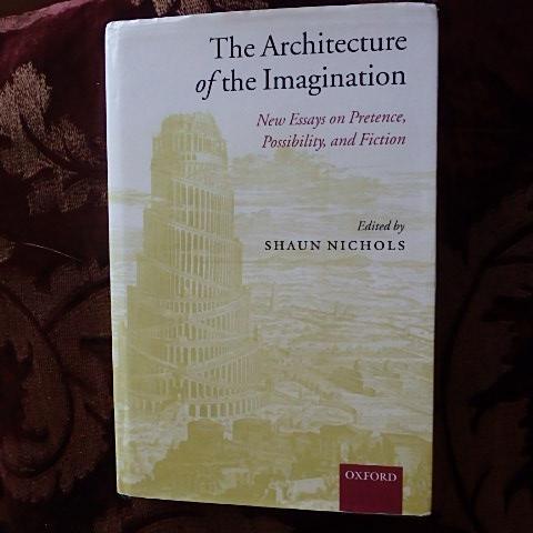architecture essay fiction imagination new possibility pretence