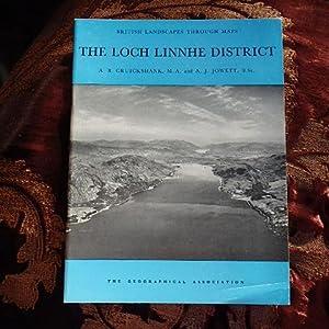 The Loch Linnhe District - A Description: Cruickshank,A.B., Jowett,A.J.