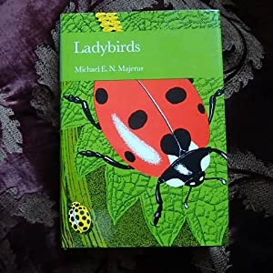 Ladybirds (Collins New Naturalist) Hardback 1st Edition: Michael E. N.