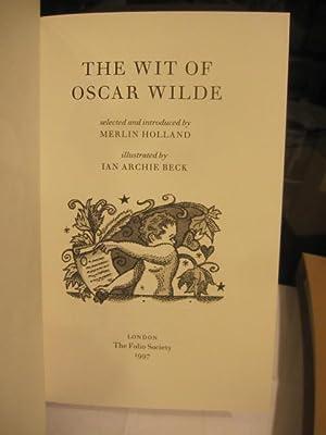 The Wit of Oscar Wilde: Wilde, Oscar (selected