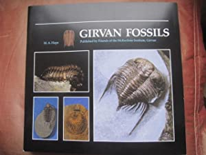 Girvan Fossils: Hope, Mark