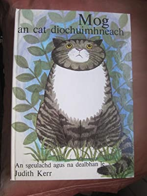 Mog an cat Diochuimhneach ( Mog the: Kerr, Judith