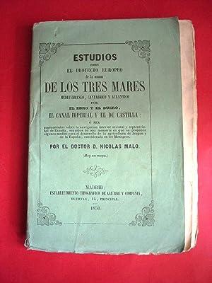 ESTUDIOS SOBRE EL PROYECTO EUROPEO DE LA UNIÓN DE LOS TRES MARES: NICOLAS MALO