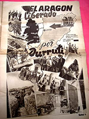 DURRUTI / ANARQUISMO: REVISTA UMBRAL 1937
