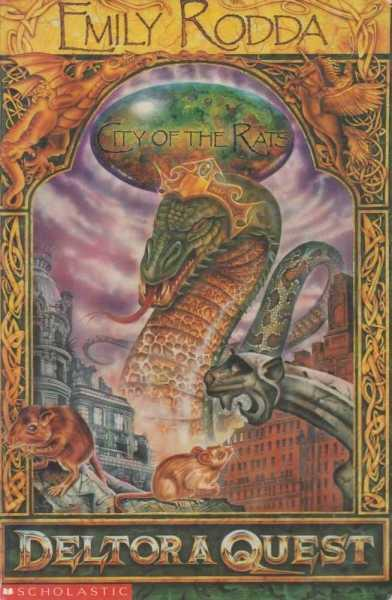 City of The Rats [Deltora Ques...