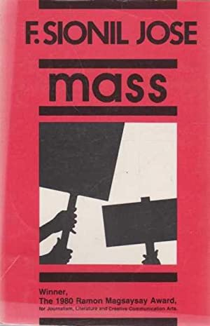 the pretenders f sionil jose When, in f sionil jose's novel mass the hero is asked what do you want most  the pretenders, the first of the sequence, was published in 1962 the next two .