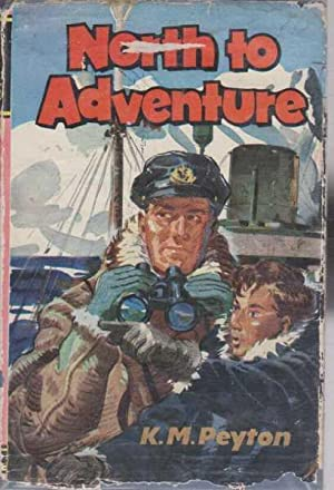 NORTH TO ADVENTURE (Seagull Library)