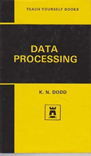 Data Processing [Teach Yourself Books]