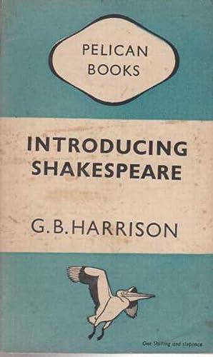 Introducing Shakespeare: G. B. Harrison