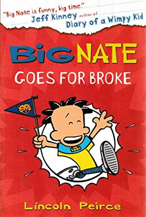 big NATE - Goes For Broke