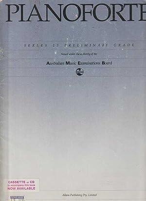 Pianoforte Series 13 Preliminary Grade: Australian Music Examination
