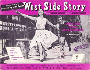 West Side Story - Easy To Play: Leonard Bernstein &