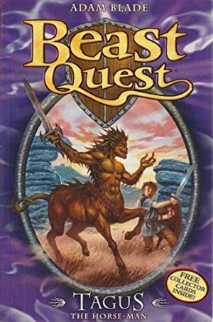 Beast Quest: 4: Tagus - The Horse-Man