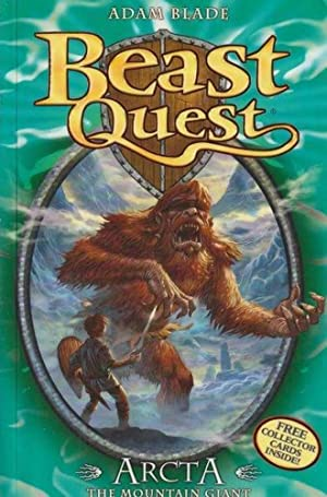 Beast Quest: 3: Arcta - The Mountain Giant