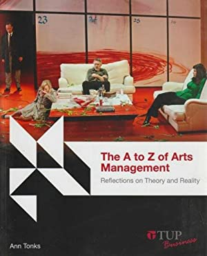 The A To Z Of Arts Management: Ann Tonks [Signed