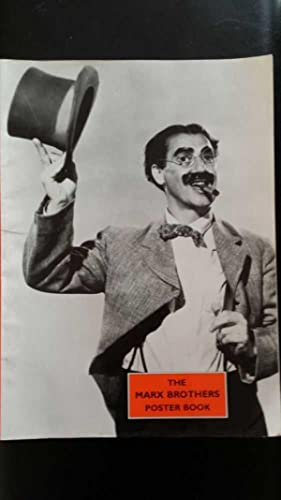 The Marx Brothers Poster Book: No Author Credited