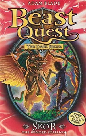 Beast Quest: The Dark Realm: 14: Skor - The Winged Stallion