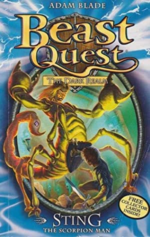 Beast Quest: The Dark Realm: 18: Sting - The Scorpion Man