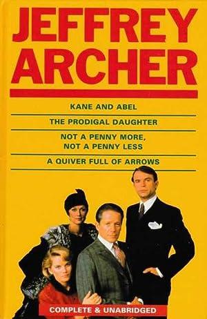Kane And Abel By Jeffrey Archer Abebooks