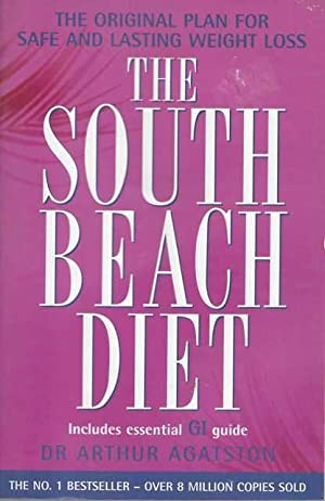 The South Beach Diet: The Original Plan for Safe and Lasting Weigt Loss [Includes Essential GI Gu...