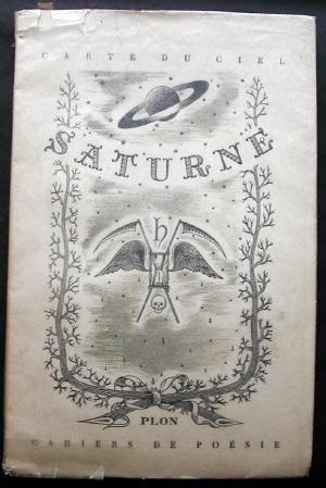 Saturne. Cahiers de poésie; Carte du Ciel: Suarès, André &