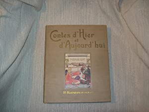 CONTES D'HIER ET D'AUJOURD'HUI. Ménalque, Jeannot et: LA BRUYERE VOLTAIRE