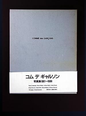 Comme Des Garcons 1981-1986: Rei Kawakubo