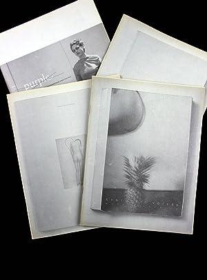 Mark Borthwick Xerox (all 4 volumes) 1978 / Synthetic Voices / Margiela 2000-1 / ...